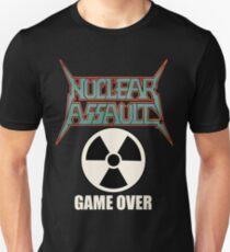 Nuclear Assault Game Over T-Shirt