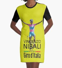 Vincenzo 2016 Graphic T-Shirt Dress