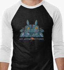 My Jaeger Totoro Men's Baseball ¾ T-Shirt