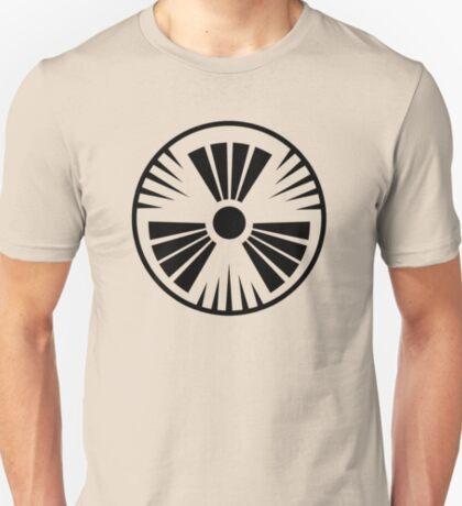 MUTO Radioactive Zone; Nuclear - Black T-Shirt
