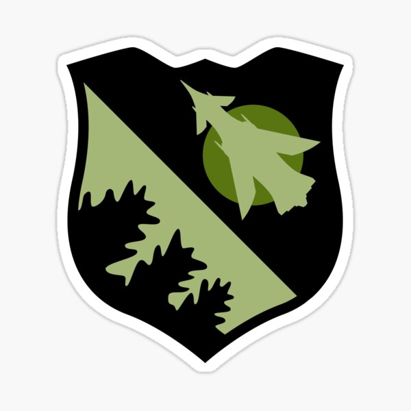 Kaiju Corps Logo Sticker