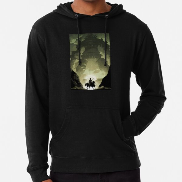 Shadow of the Colossus Lightweight Hoodie
