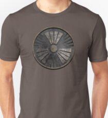 MUTO Radioactive Zone; Post-Accident Unisex T-Shirt