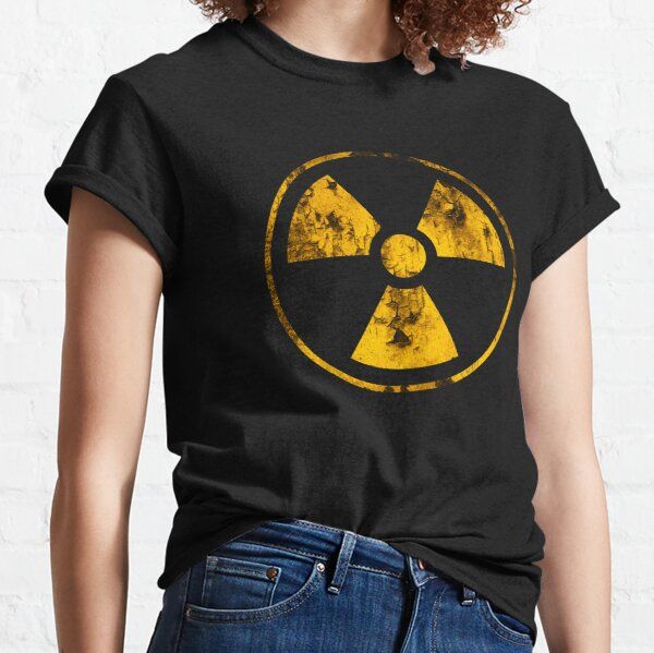 NUCLEAR RUST VINTAGE Classic T-Shirt