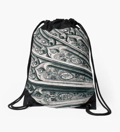 Repeat Drawstring Bag