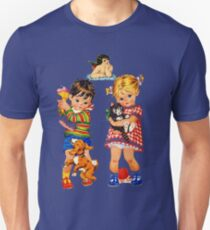 Boy Girl Angel T-Shirt