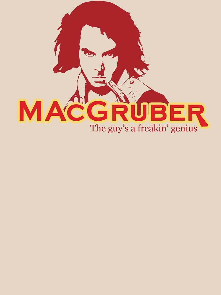 MacGruber von Powbamboom