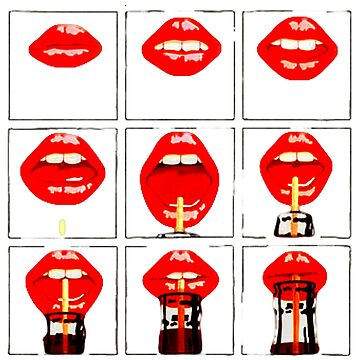 Sexy Lips by YaphiClimb