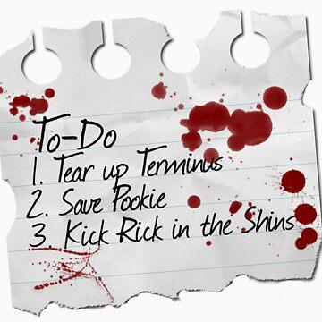 Carol's To Do List by haleysmith