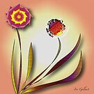Bouquet by IrisGelbart