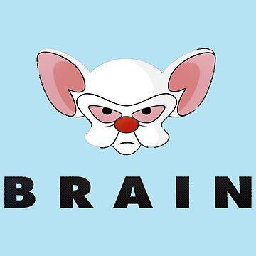 Pinky Brain by YaphiClimb