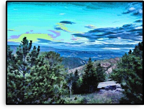 Good Morning Colorado by tvlgoddess