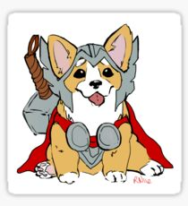 Thor-gi Marvel Superhero Sticker Sticker