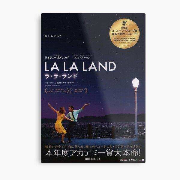 La La Land Japan Metal Print