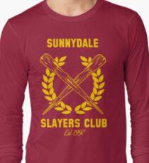 Sunnydale Slayers Club Long Sleeve T-Shirt