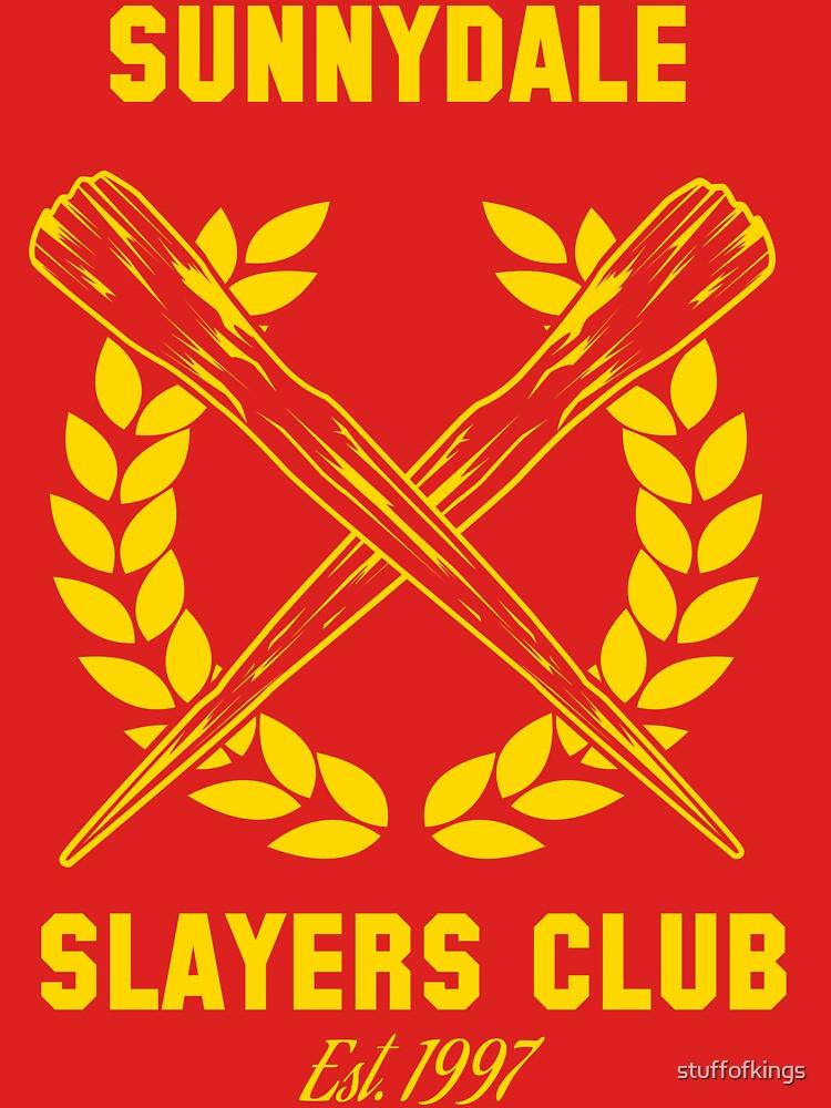 Sunnydale Slayers Club by stuffofkings