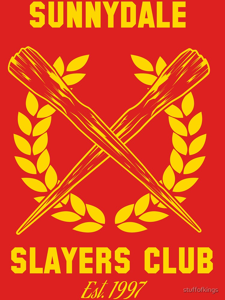 Sunnydale Slayers Club | Unisex T-Shirt