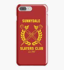 Sunnydale Slayers Club iPhone 7 Plus Case