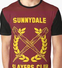 Sunnydale Slayers Club Graphic T-Shirt