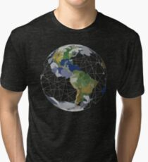 Home Planet Tri-blend T-Shirt