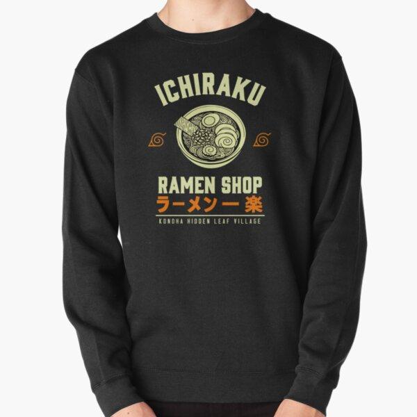 Ichiraku Ramen Shop Pullover Sweatshirt