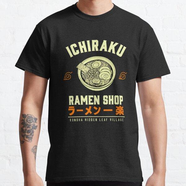 Boutique Ichiraku Ramen T-shirt classique