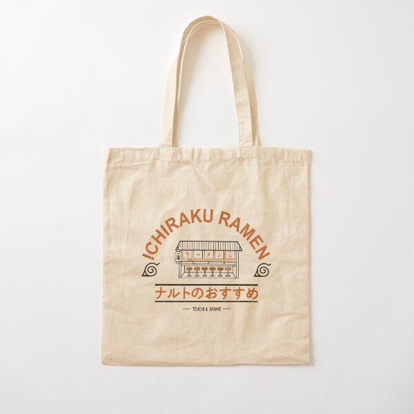 ichikaru ramen shop Cotton Tote Bag