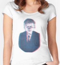 JFK Women's Fitted Scoop T-Shirt