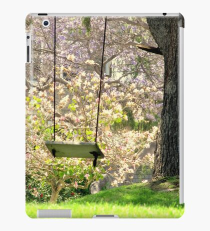 Close Your Eyes and Your There iPad Case/Skin