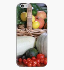 Basket of Vegetables iPhone Case