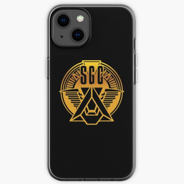 Stargate SGC Gold Coque souple iPhone
