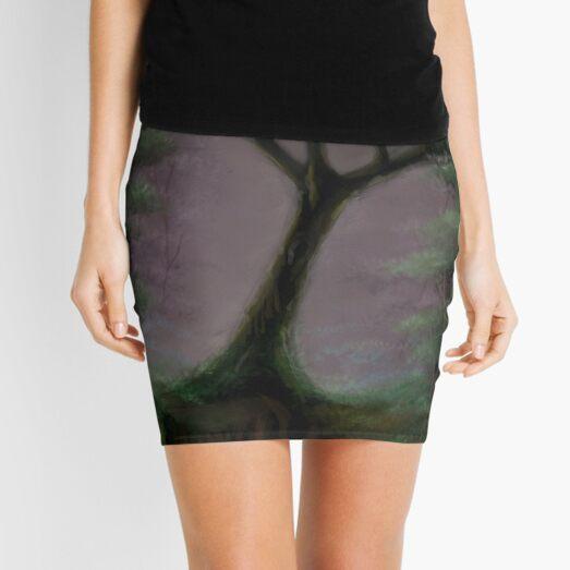 tree Mini Skirt