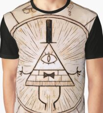 bill cipher spell Graphic T-Shirt