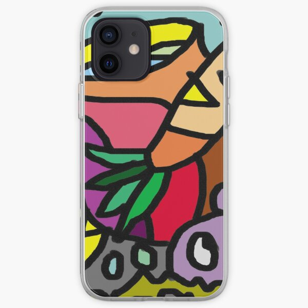 Who goes there? iPhone Soft Case