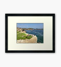Ballycotton Lighthouse, Co. Cork, Ireland Framed Print
