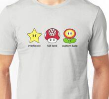 VW Power Up (black print) Unisex T-Shirt