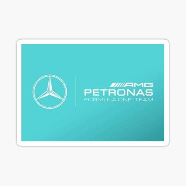 Copy of mercedes amg petronas f1 Sticker