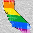 California Pride by queeradise