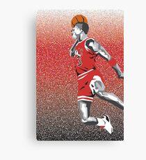 Jordan Dunk Canvas Print