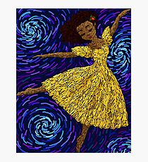 Dancing with the Wind Photographic Print