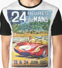 LeMans 62 Graphic T-Shirt