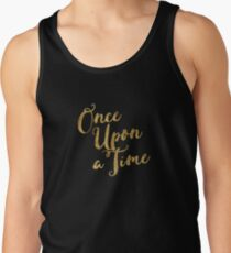 Golden Look Once Upon a Time Tank Top