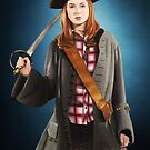 Pirate Pond (Doctor Who) by eclecticmuse