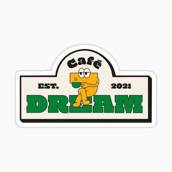 NCT DREAM Cafe 7 Dream Sticker