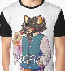 D O G F I G H T Graphic T-Shirt