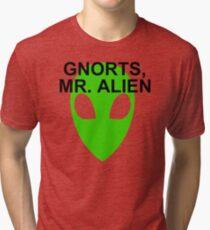 Mr. Armstrong Tri-blend T-Shirt