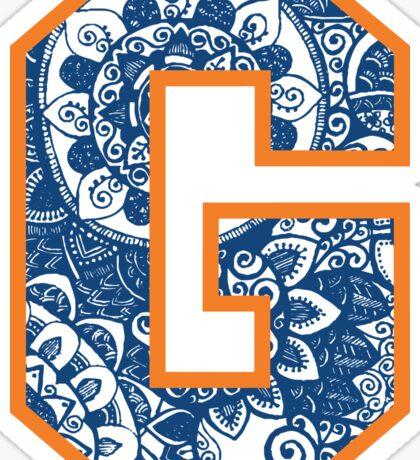 Gettysburg College Sticker
