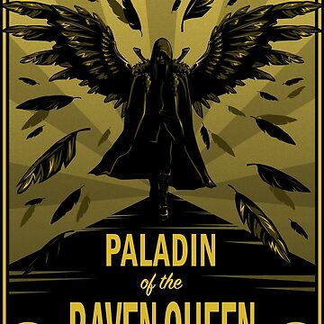 Paladin of the Raven Queen by LastLadyJane