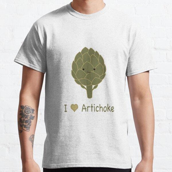 I Love Artichoke Classic T-Shirt
