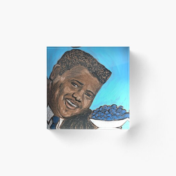 Blueberry Hill Acrylic Block